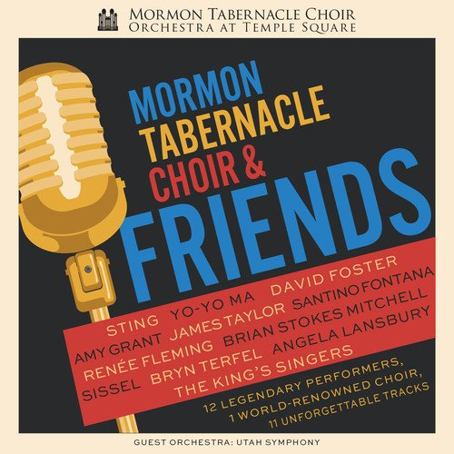 Sting - Mormon Tabernacle Choir & Friends - Zortam Music