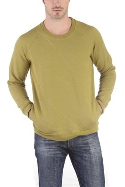Diesel CIAQ SAXEN-RF Sweatshirt ohne Reißverschluss Harren