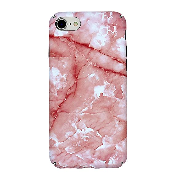 lowest price 2c975 83c24 Amazon.com: iPhone 8 super slim hard case iphone 7 PC full body ...