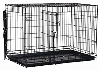 Amazon Precision Pet By Petmate 2 Door Great Crate With