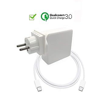 Lite-an - Cargador USB-C PD 30 W para Apple iPad Pro 12.9 ...