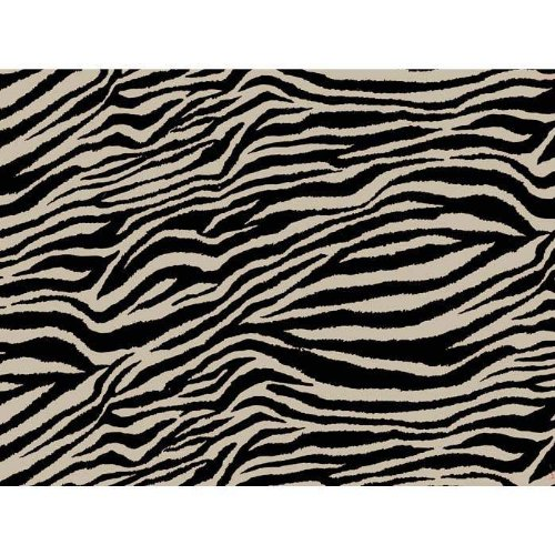 (Zebra Zen Futon Cover, Twin Size)