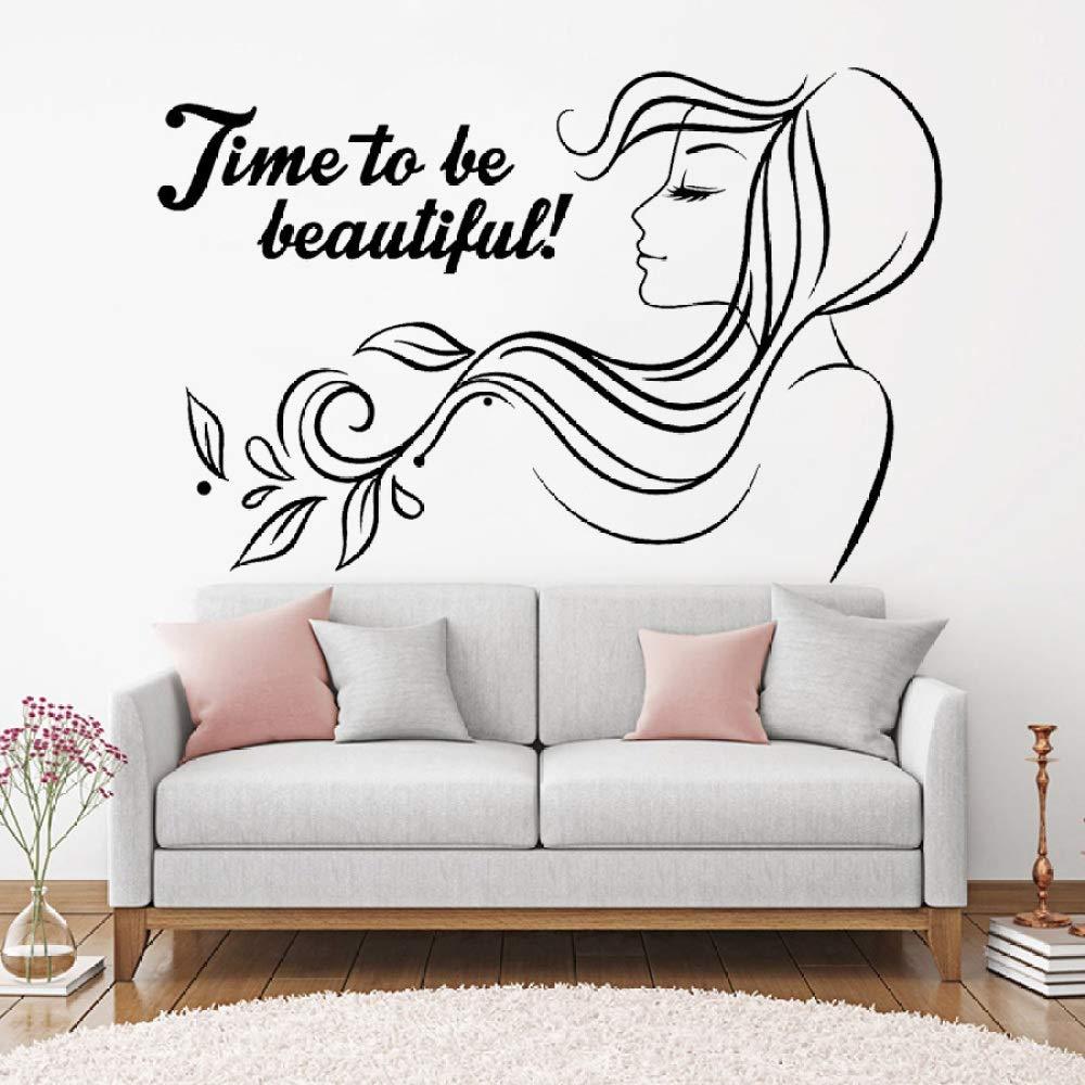 Cita inspirada Vinilo Tatuajes de pared Belleza Spa Peluquería ...