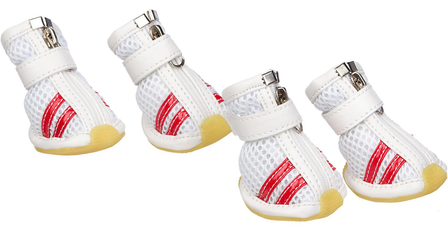 Flexible Air-Mesh Lightweight Pet Shoes Sneakers