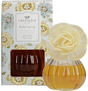 product image for Greenleaf Flower Diffuser - Diffuses 30 Days - Made in The USA - Bella Freesia