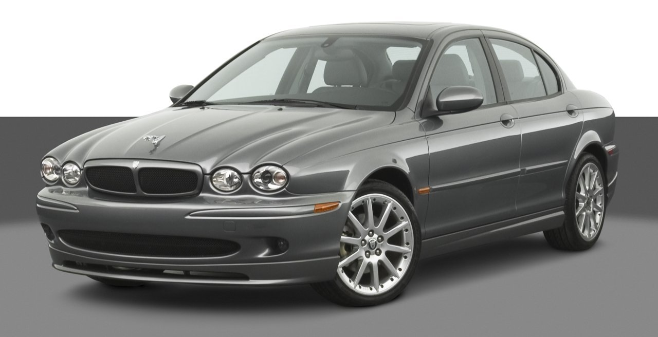2006 jaguar x type 4 door sedan 3 0l