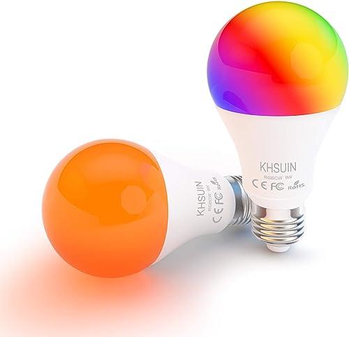 Smart Bulbs,LED Alexa Light Bulb
