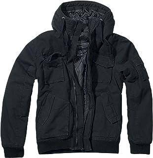 Brandit Mens Perry Moleskin Winter Jacket Olive at Amazon ...