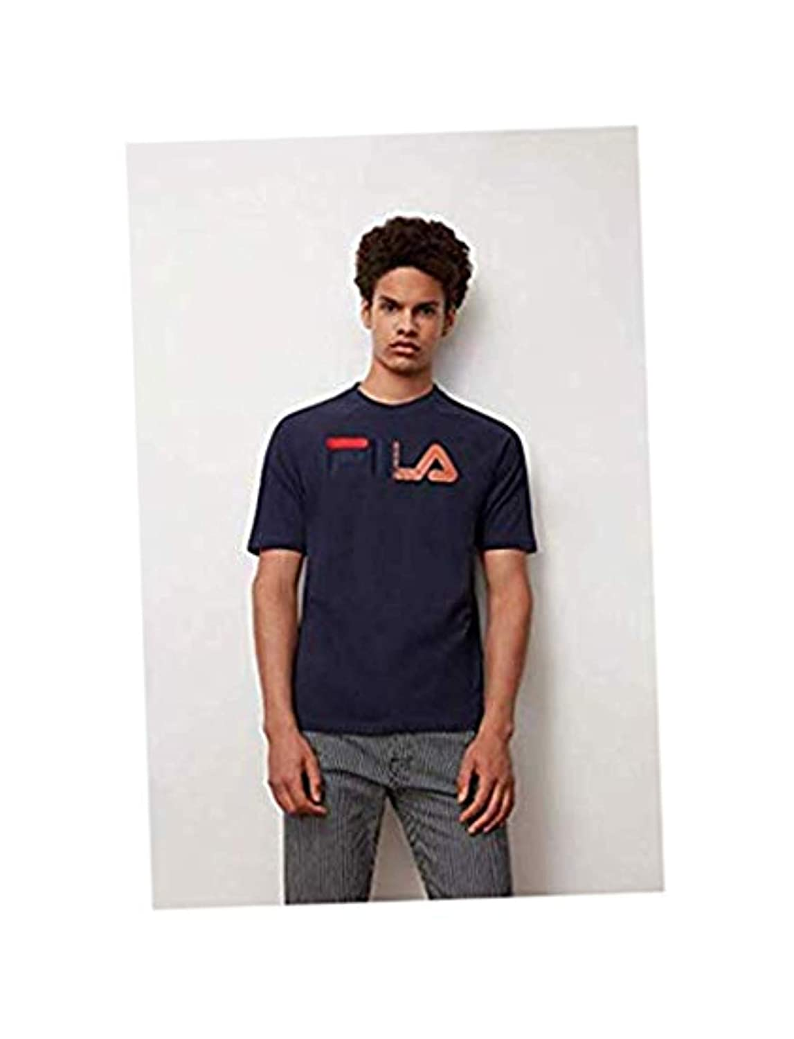 Fila Mens Aberdeen Polo /& Cooling Towel Bundle