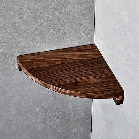 AFQHJ Mensola da parete a 1 strato, multifunzionale, ad
