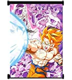 "Dragon Ball Z Anime Fabric Wall Scroll Poster (32""x42"") Inches"