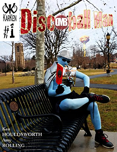 Download PDF Discoball Man #1