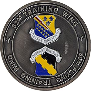 Sheppard Air Force Base Challenge Coin by Military Productions