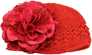 Susenstone®Flower Toddlers Infant baby Girl Lace Headband Hat Susenstone®_1336