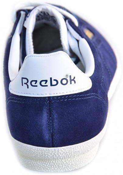 Reebok Cl Prince Trainers Blue 12 UK