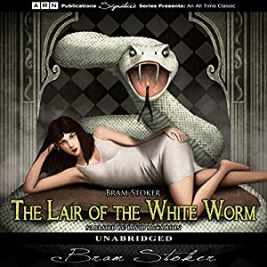 The Lair of the White Worm Audiobook