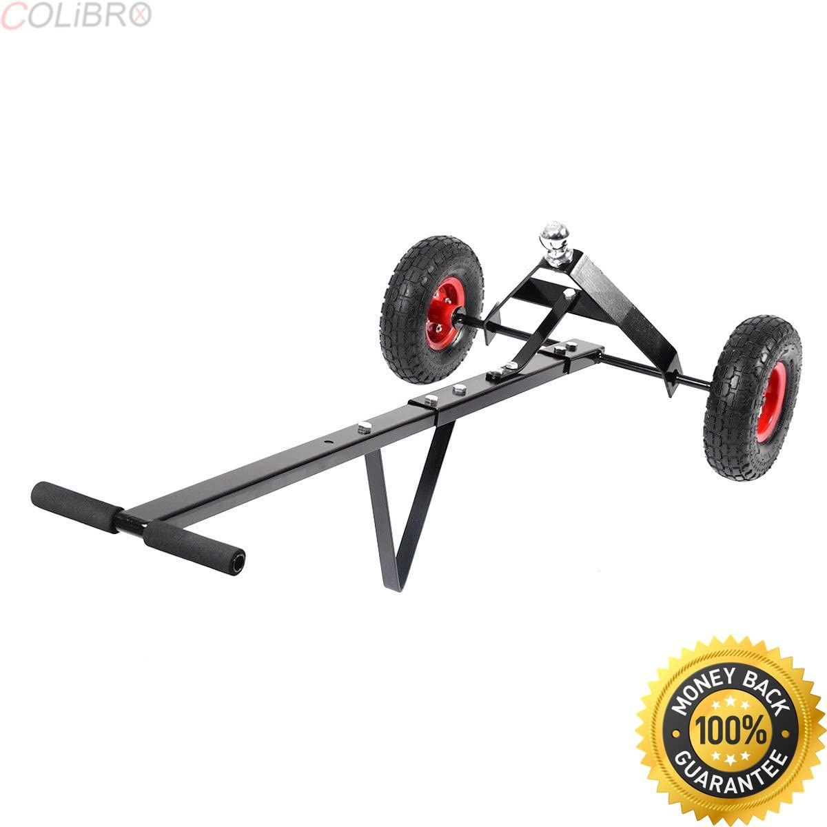 Colibrox 600lb Heavy Duty Utility Trailer Mover Hitch Boat Jet Ski Camper Hand Dolly New Heavy Duty Trailer Dolly Trailer Dolly Amazon Home Depot Trailer Dolly Trailer Trolley Amazon Ca Sports Outdoors