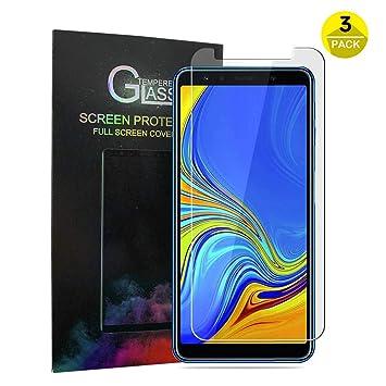 Zapig Panzerglas Fur Samsung Galaxy A7 2018 Amazon De Elektronik