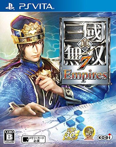 真・三國無双7 Empiresの商品画像