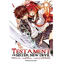 THE TESTAMENT OF SISTER NEW DEVIL T.01