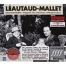 Integrale Des Entretiens Radiophoniques [CD + Book]