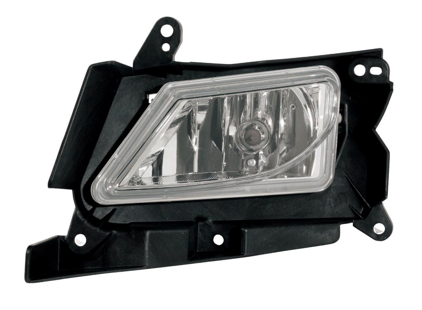 Depo 316-2012L-AS Mazda3 Driver Side Fog Lamp Assembly with Bulb and Socket