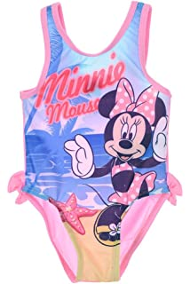 maillot de bain 1 piece minnie mouse