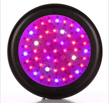 LED Cultivo Lámpara De Plantas Interior 40W UFO Luces Led Grow Lampara Led Cultivo para Plantas