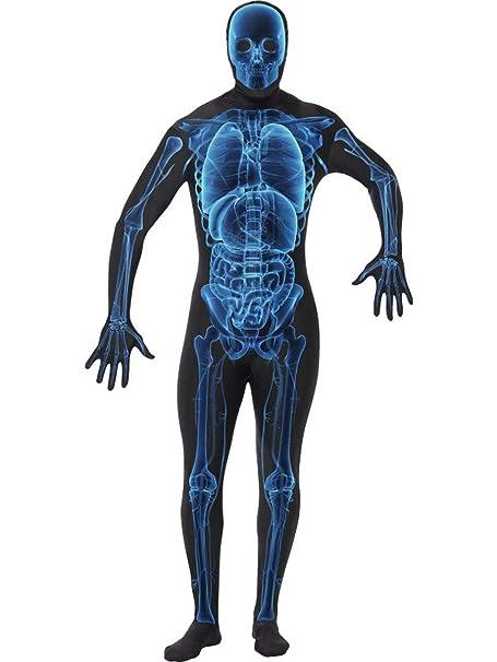 Amazon.com: 2 piezas de disfraz de Anatomy Xray para hombre ...