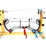 TOPOINT ARCHERY Bow Press Safest Steel Construction For Compound Bows IncludeTarget&Hunting Compound Bow To Be Delivered Via Express Within 7 Days