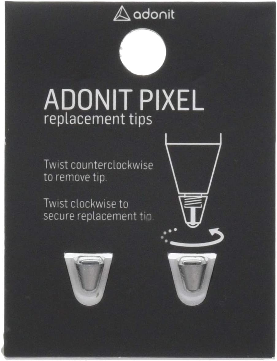 Adonit Pixel Replacement Tips 2-Pack