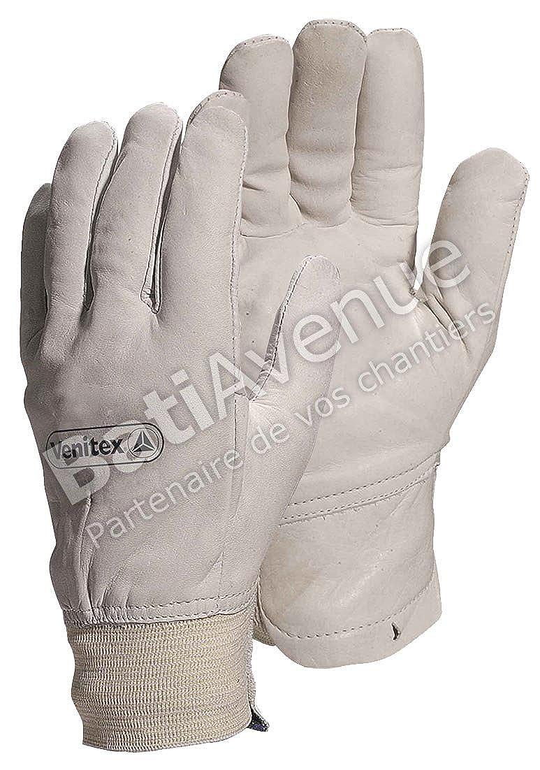 Venitex GFA402 Lambskin Fullgrain Leather Safety Gloves