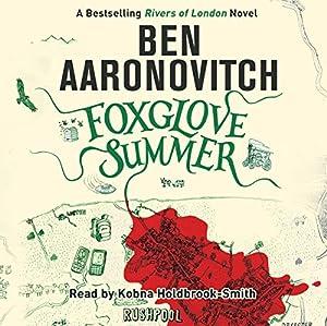 Foxglove Summer Hörbuch