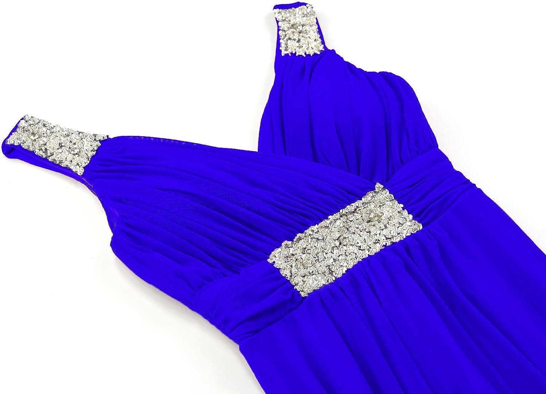 Licoco Robe de soir/ée longue pour femme