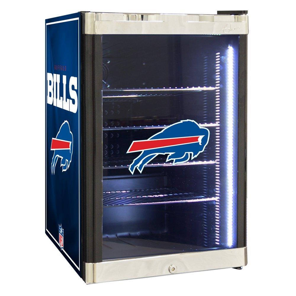 Glaros Consumer Products 2.5 cu. ft. NFL Refrigerated Beverage Center