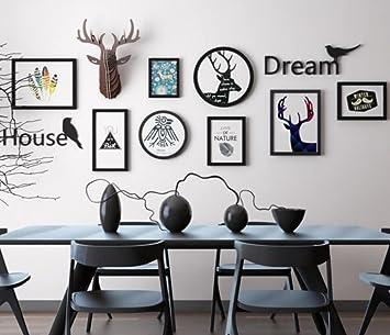 GL&G Quadri decorativi Nordic, soggiorno camera da letto ...