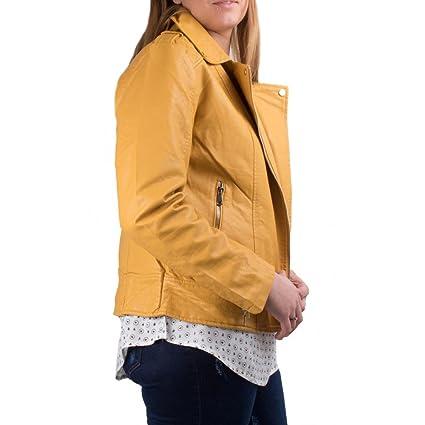 En Biker Blouson Grande Cuir Femme Simili Taille Veste Perfecto If6qnvwO
