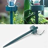 Hinmay Pflanzen Wasser Flasche Top Spike, automatische Bewässerungssystem Tropfbewässerung Gerät Gartengeräte, für Pflanzen und Kräuter