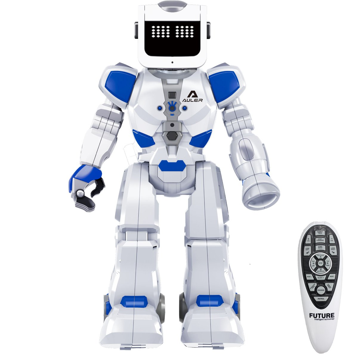 Fistone Rc Robot Smart Robotics Learning Education Toy 2 4g