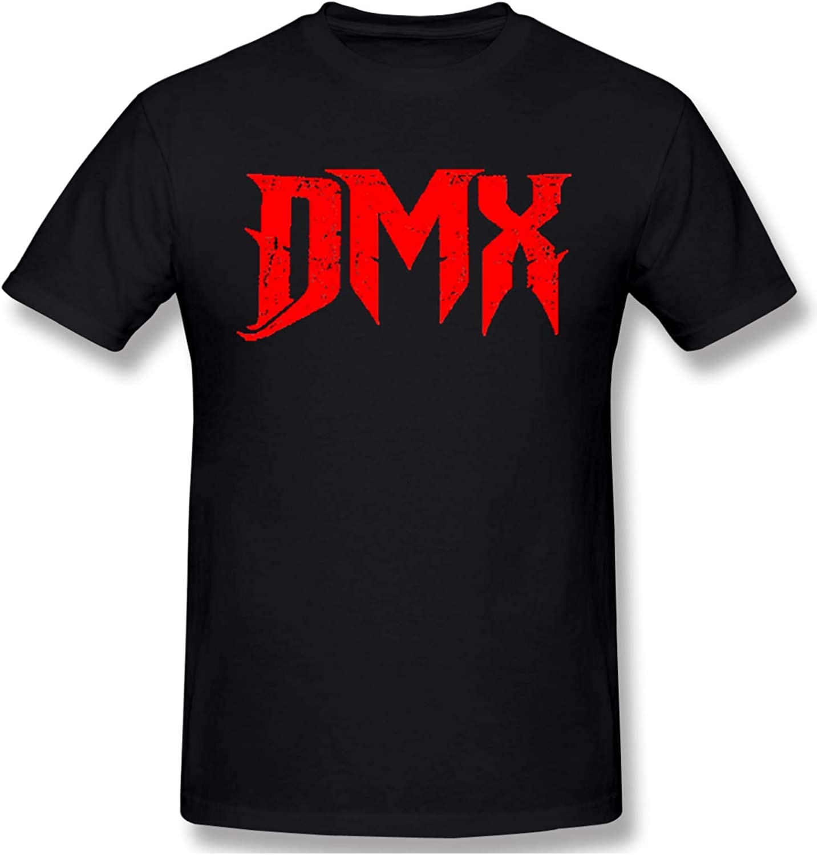Asiluna Hiphop Star T-Shirt DMX Men Shirt Funny Short Sleeve Casual Tees Shirts