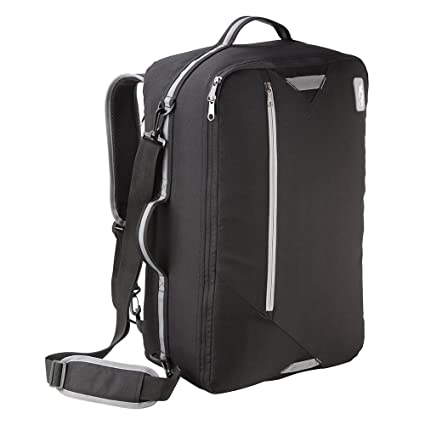 Cabin Max® Bergen Cabin Luggage 55x40x20 Carry on Luggage Perfect for Flybe  Flights c380f4176b286