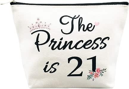 Presentes de aniversário de 21 anos para mulheres, melhor