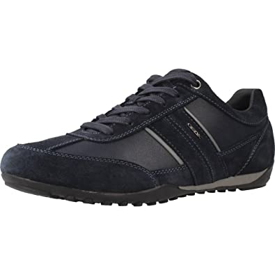 Mens U Wells a Low-Top Sneakers Geox TrSMtI8uNE