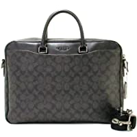 Men's Beckett Compact Leather Briefcase Handbag