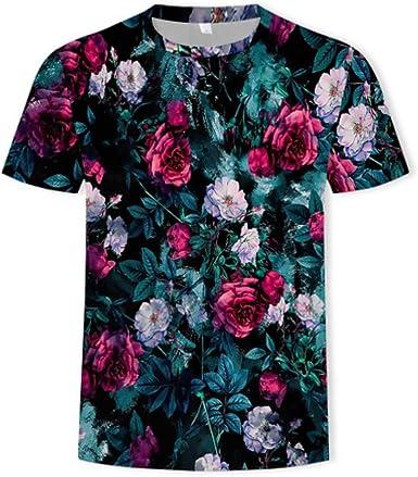 Camisa de compresión para Hombre Camiseta de Manga Corta con ...