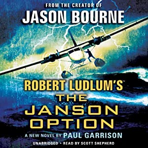 Robert Ludlum's The Janson Option Audiobook