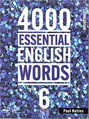 4000 Essential English Words Book 6 – 2nd Edition