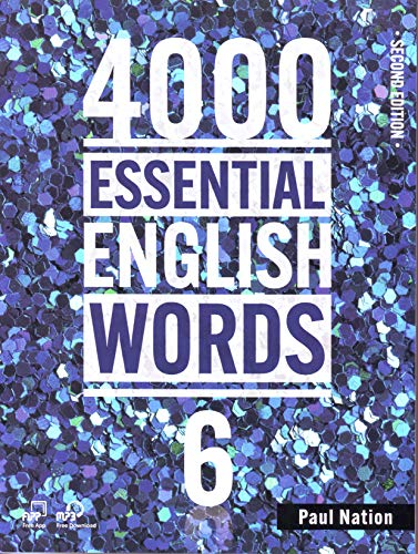 4000 Essential English Words, Book 6, 2nd Edition (4000 English Words Essential)