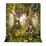 SODIAL(R) Photo Background 5X7FT Fairy Tale Photography Backdrop Studio Props For Children