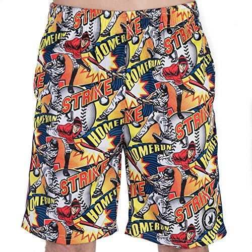 Flow Society Boys Baseball Shorts